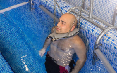 Underwater Waist – Neck Traction, PRP, Ozone therapy