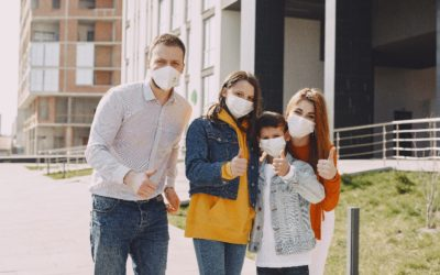 How do I protect children from infection with Corona virus?