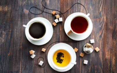 Зеленый чай или кофе: что лучше для вашего здоровья