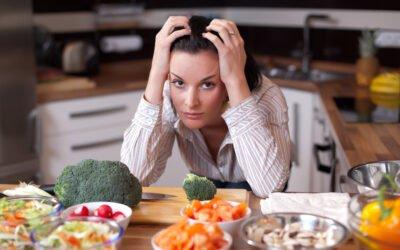 Продукты, помогающие снять стресс