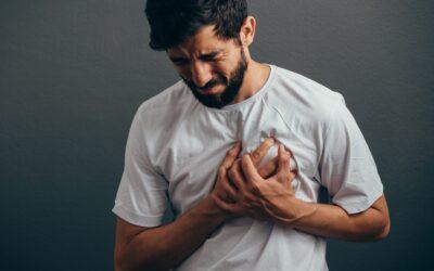Что вызывает боль в груди при наклонах вперед
